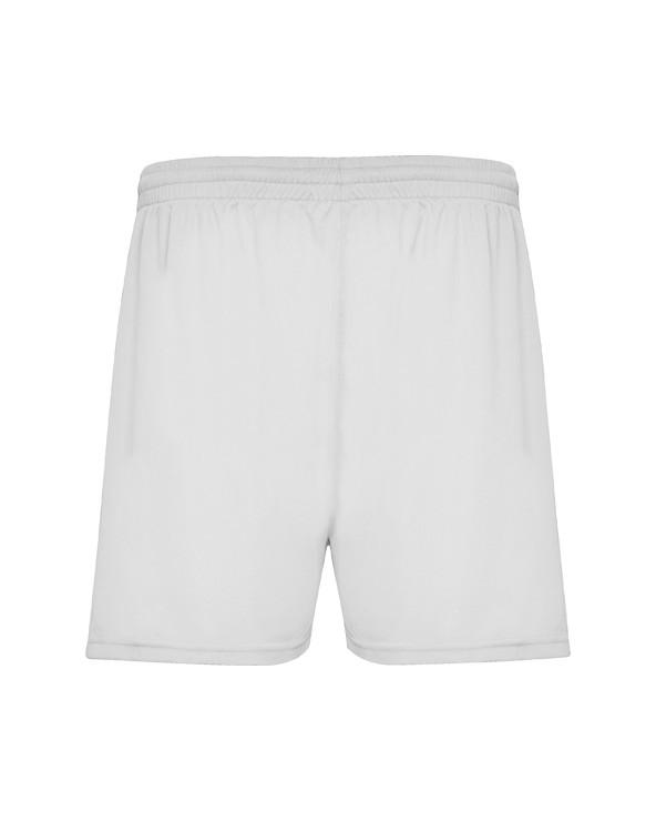 Pantalón deportivo con slip interior y cinturilla elástica con cordón. Tejido transpirable de fácil lavado y secado.